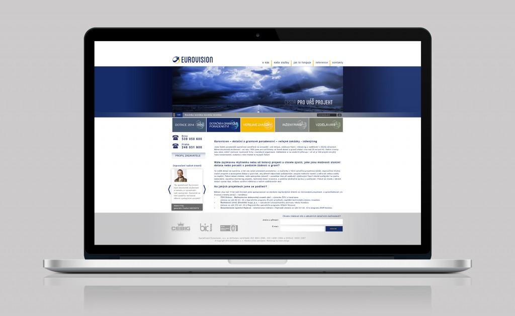 Eurovision web