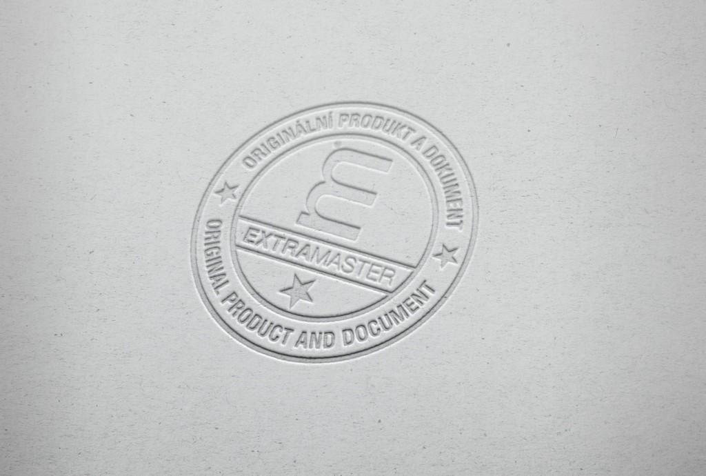 Extramaster stamp