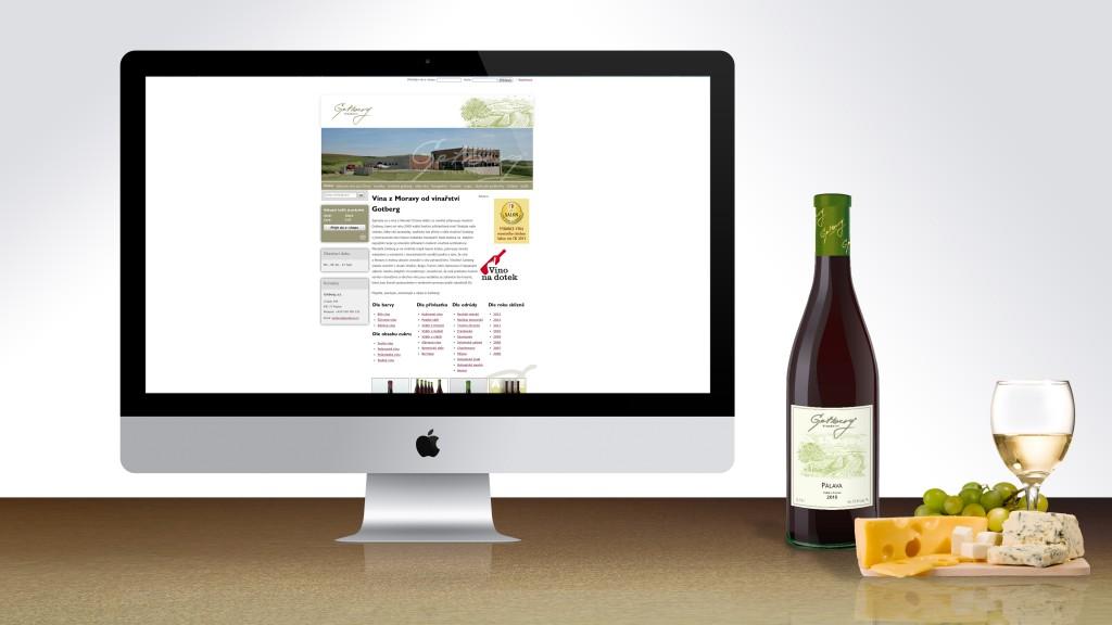 Gotberg webdesign