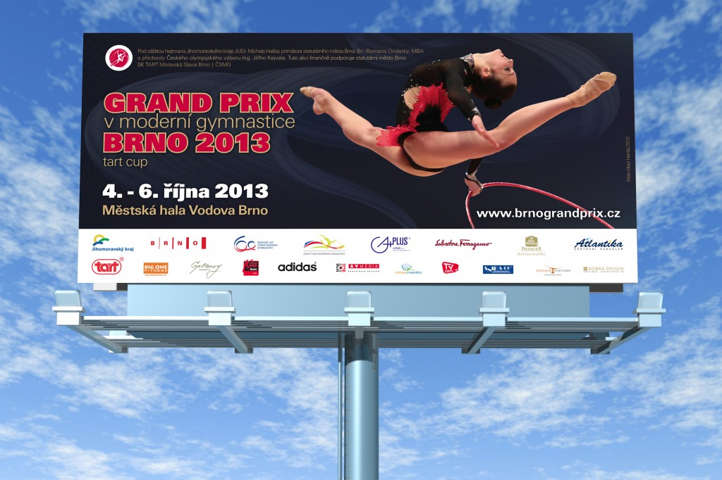 Grand Prix billboard